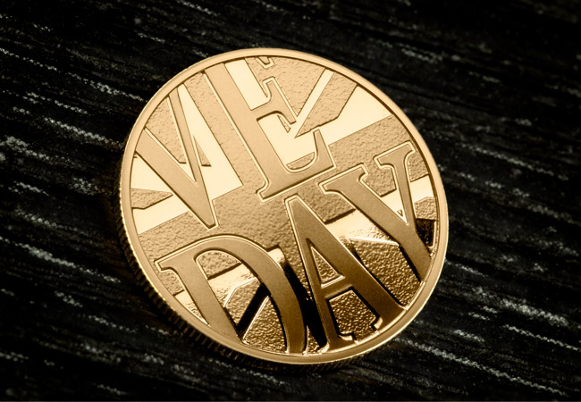 LS VE Day Sovereign 2020 lifestyle 1 - When all three elements of a coin are right, you can't go wrong…