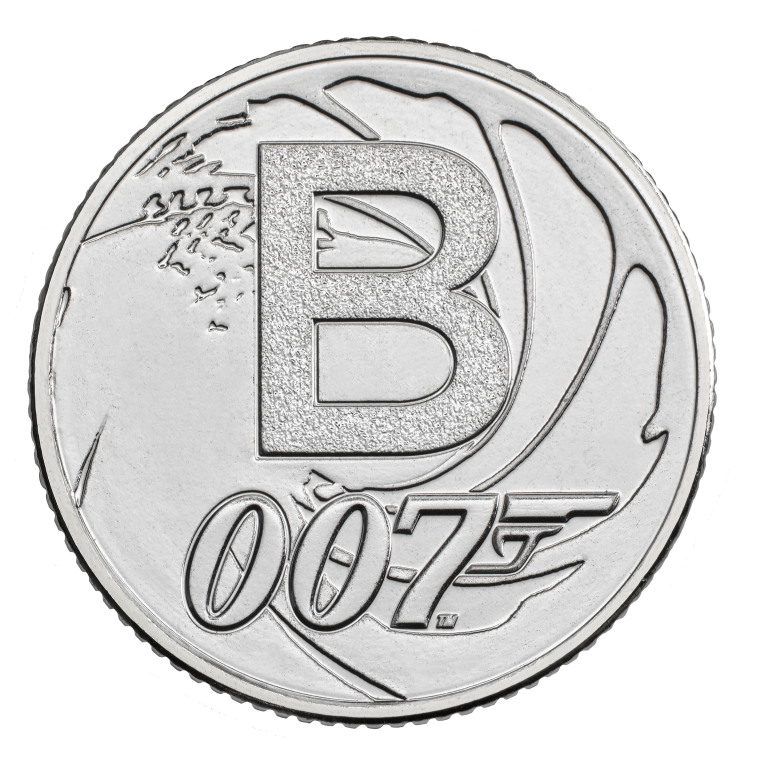 Bond 10p 768x768 1 - The name's Bond, James Bond… secret agent 007 to feature on new UK coins!