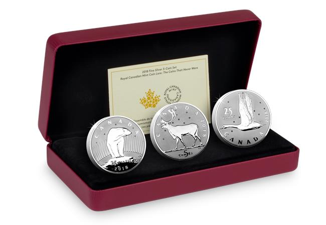 1 ls canada 2018 coin lore all on box - The NEVER-SEEN-BEFORE coins of Canada's numismatic past…