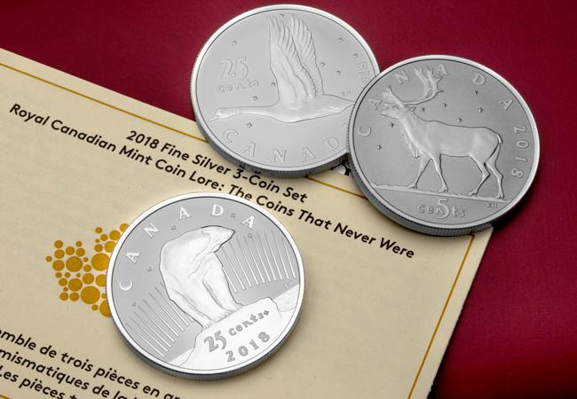 10 1 - The NEVER-SEEN-BEFORE coins of Canada's numismatic past…