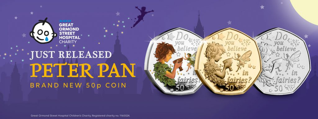 CL peter pan BU 2020 range web images homepage metals no button 1024x386 - Everything you need to know about the FINAL Peter Pan 50p