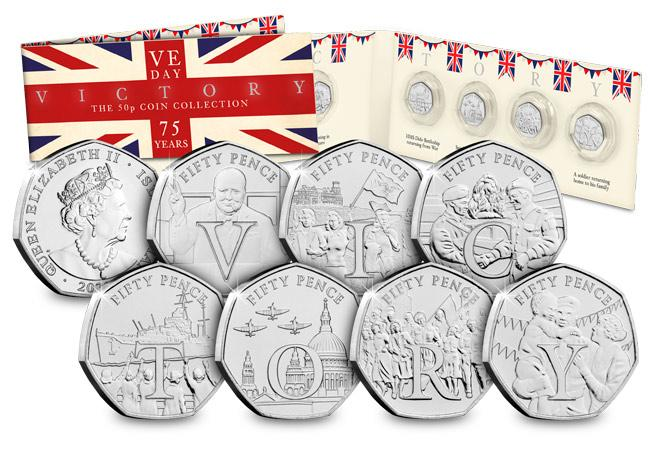 LS 2020 IOM BU 50p Victory All faces together with packaging 1 - Celebrating Armed Forces Day!
