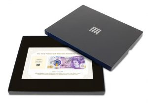 dn datestamp 20 polymer banknote product images 3 300x208 - The secrets hidden in Britain's most secure banknote yet