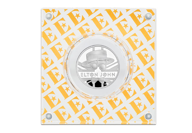 2020 UK Elton John coin range product images 9 - Welcome to the Music Legends coin family, Elton John!