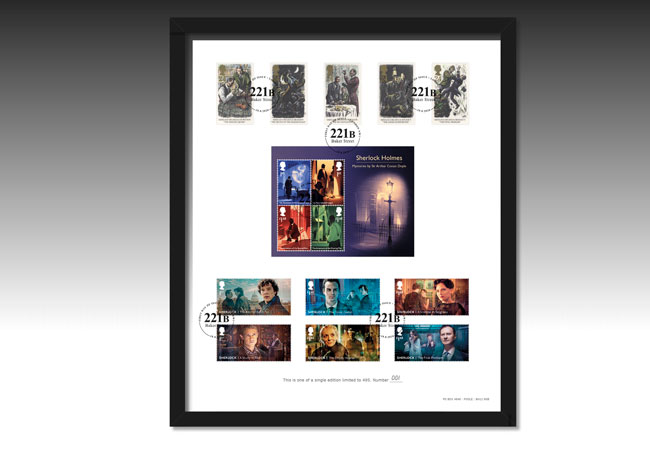 Sherlock web campaign 13 - The game is afoot – BRAND NEW Royal Mail Sherlock stamps announced