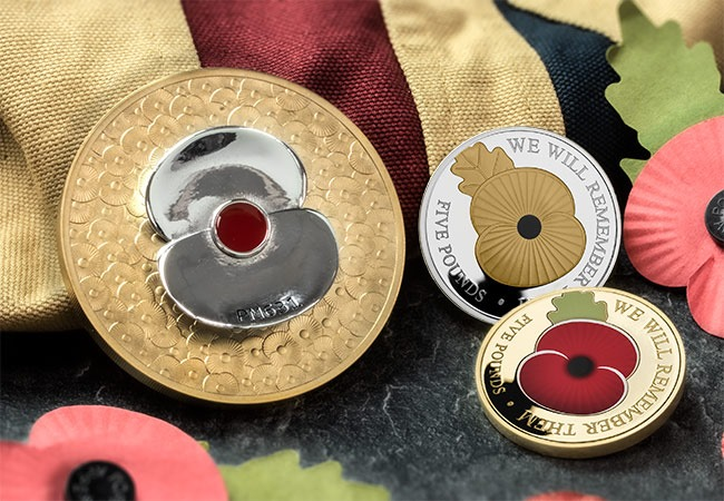 118155790 599908620692040 3389565886678145291 n - FIRST LOOK at the complete 2020 Remembrance Poppy Coins!