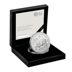 DY 2020 UK Lunar Year of the Ox 1oz Silver Proof 5 pound pack product page images 4 300x300 - Are you more of a Rabbit, Tiger or Ox?
