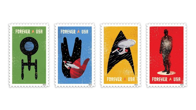 DN 2020 star trek stamps ultimate edition A4 product images 1 edited - Introducing the brand new Star Trek stamps! Boldly collect where no UK collector has collected before!