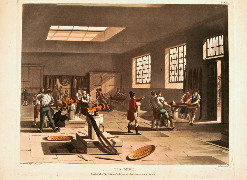 https   historicroyalpalaces.picturepark - Tales from The Tower's maximum security Mint – where making coins was a dangerous business