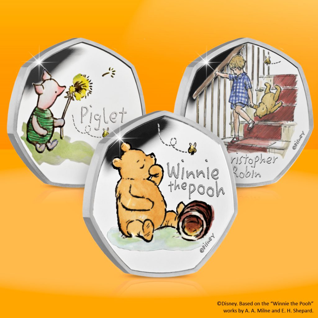 DN 2020 winne the pooh WINNIE CHRISTOPHER PIGLET bu silver 50p coins social media 2 1024x1024 - Vote for your coin of the year