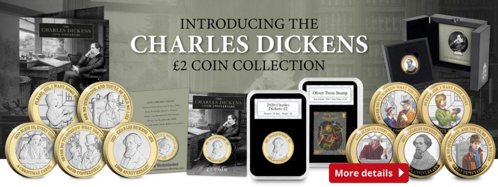 CL Westminster Charles Dickens 2 coins web images 5 1024x386 - Meet the designer behind the latest MUST-HAVE Charles Dickens coins!