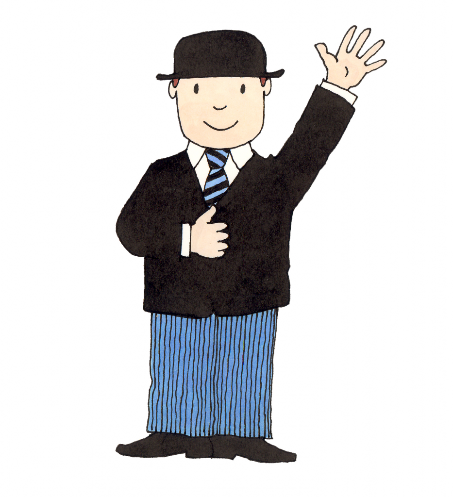 Blog Image 933x1024 - Mr Benn to feature on BRAND NEW 50p Coins