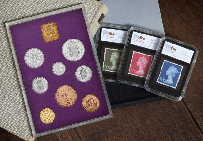 LS V629 Decimal Proof Collection stamps Lifestyle - Unboxing the ultimate tribute to Decimalisation