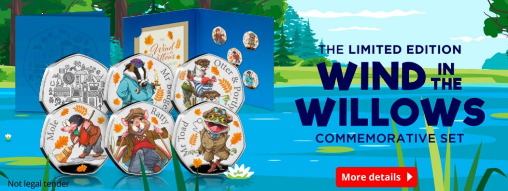 DN 2021 Wind in the willows Heptagonal Commemorative Set homepage banner Updated 1024x386 - Relive your childhood with this nostalgic collection