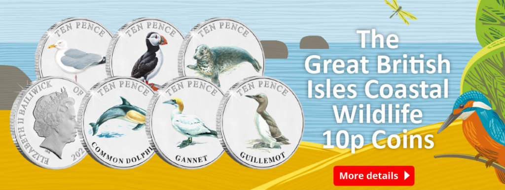 Colour Set Banner 1024x386 - Why you need to add these SIX NEW Wildlife 10p coins to your collection